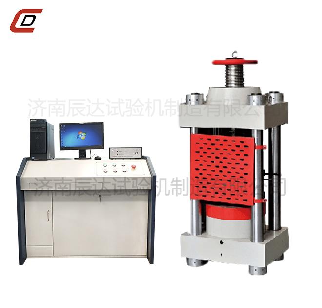 空心砖压力试验机