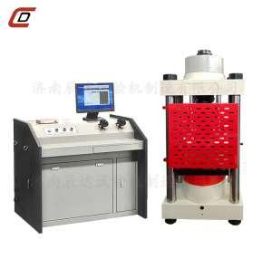 微机控制电液伺服压力试验机YAW-2000