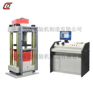 YAW-3000C伺服压力试验机